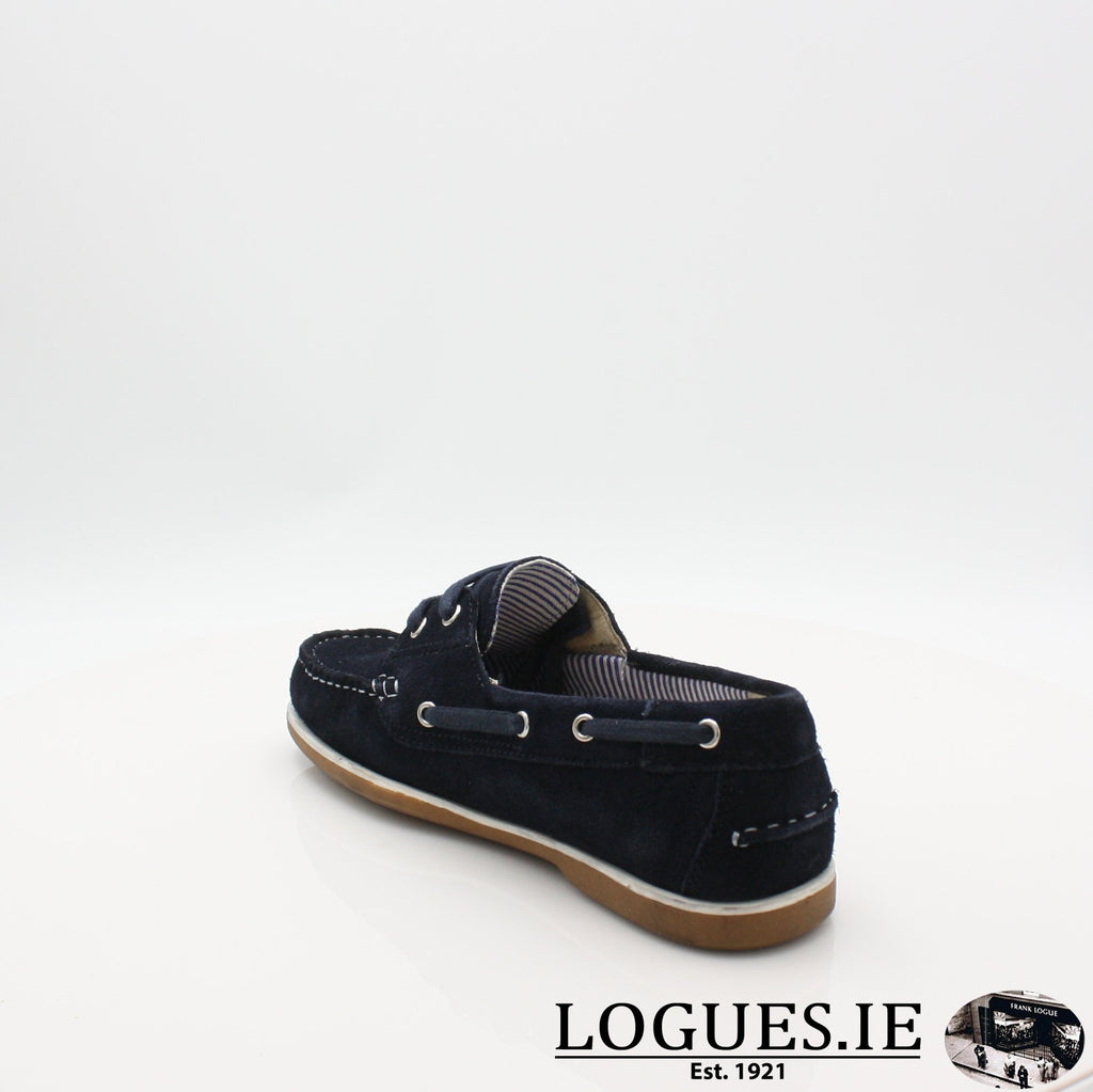 DUB HAYES 1613LadiesLogues ShoesNAVY / 9 UK - 43 EU- 12 US