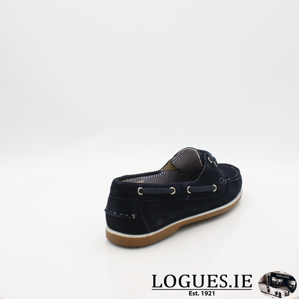 DUB HAYES 1613LadiesLogues ShoesNAVY / 40 EU