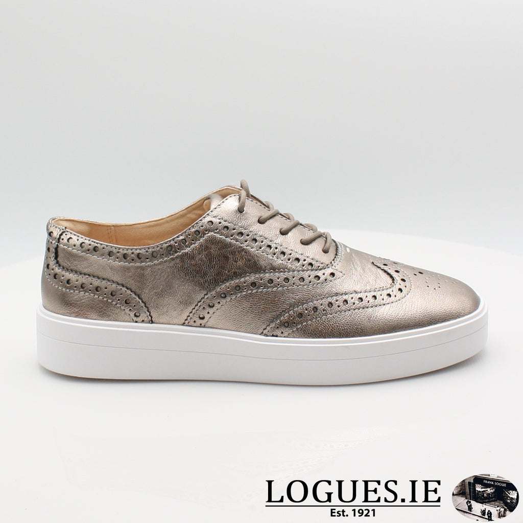 Hero Brogue CLARKS, Ladies, Clarks, Logues Shoes - Logues Shoes.ie Since 1921, Galway City, Ireland.