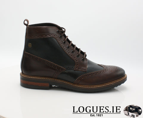 HOPKINS BASE LONDON SS18MensLogues ShoesBROWN BURNISHED / 41 = 7 UK