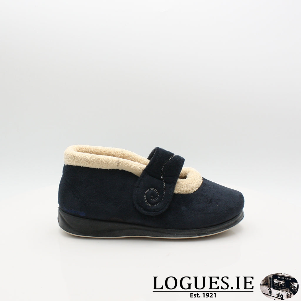 HUSH PADDERS  SLIPPER, Ladies, Padders, Logues Shoes - Logues Shoes.ie Since 1921, Galway City, Ireland.
