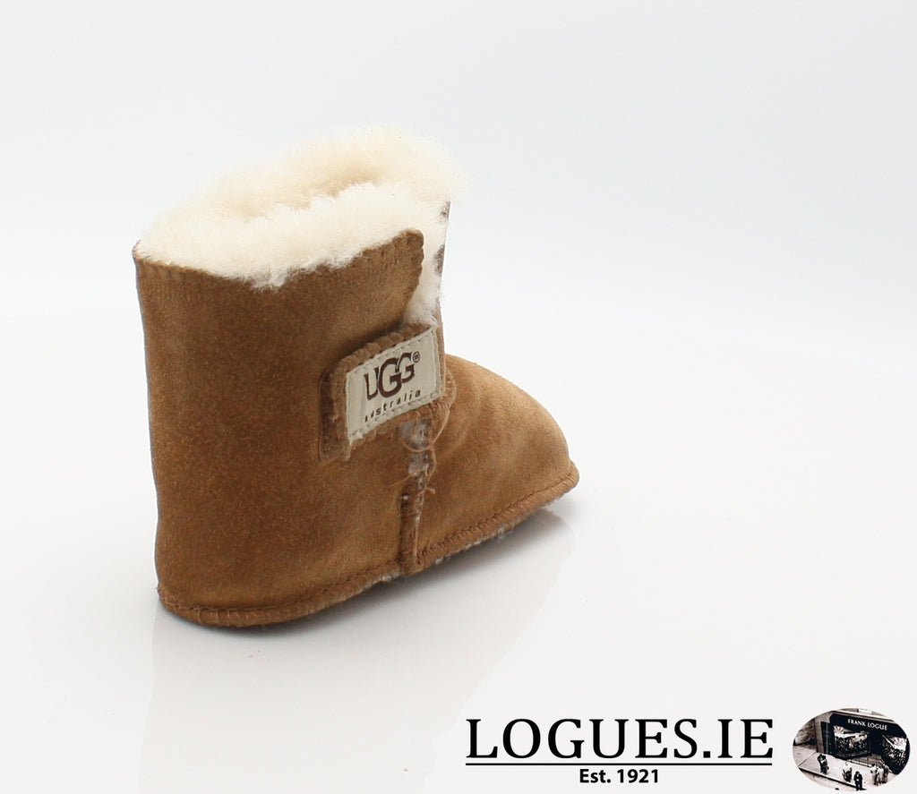 UGGS KIDS I ERIN 5202-SALE-UGGS FOOTWEAR-CHESNUT-XS = 0 TO 6 MONTHS-Logues Shoes