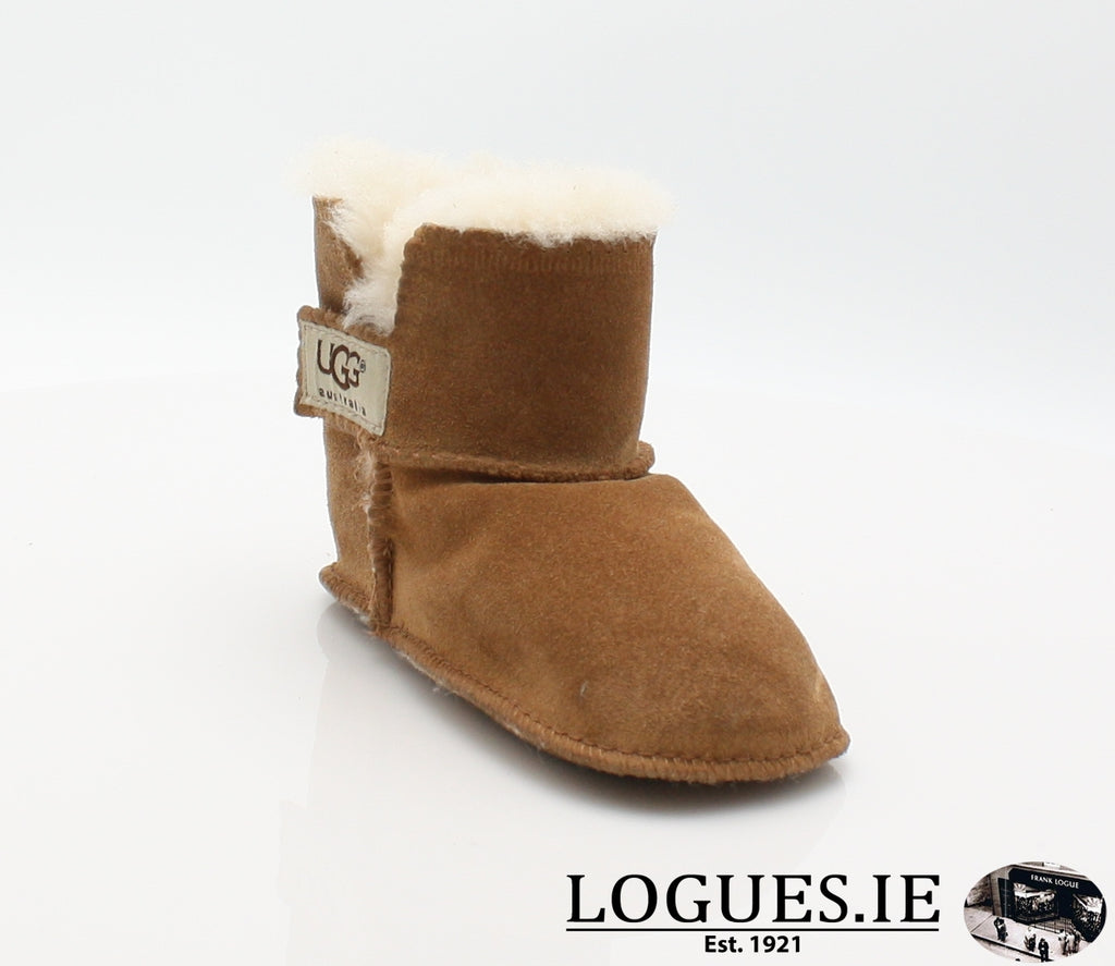 UGGS KIDS I ERIN 5202-SALE-UGGS FOOTWEAR-CHESNUT-M = 12 TO 18 MONTHS-Logues Shoes