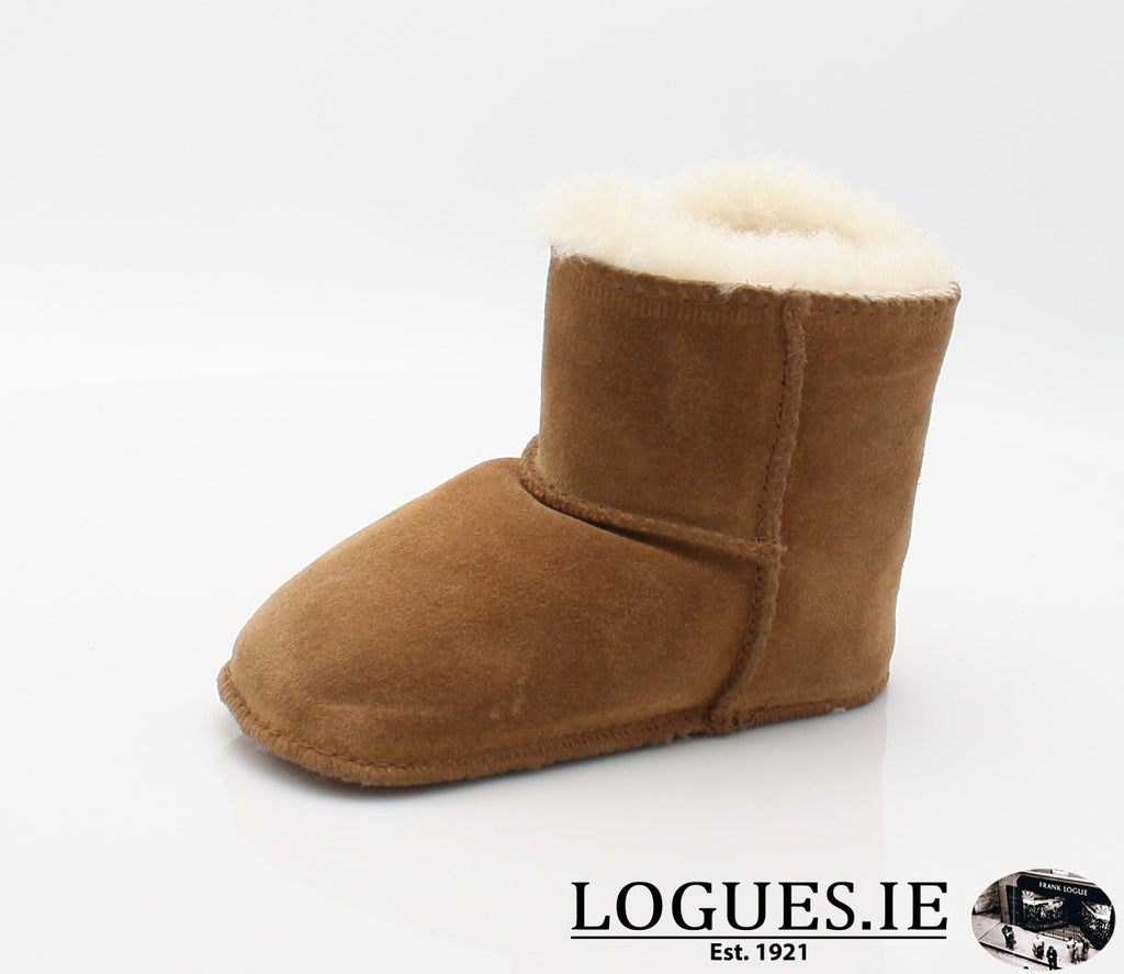 UGGS KIDS I ERIN 5202-SALE-UGGS FOOTWEAR-CHESNUT-L =18-24 MONTHS-Logues Shoes