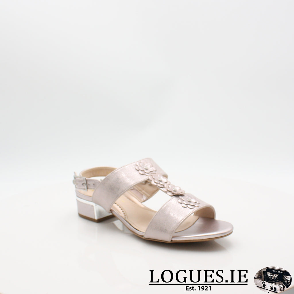 VAN IoneLadiesLogues ShoesBamboo Metallic / 050 / E