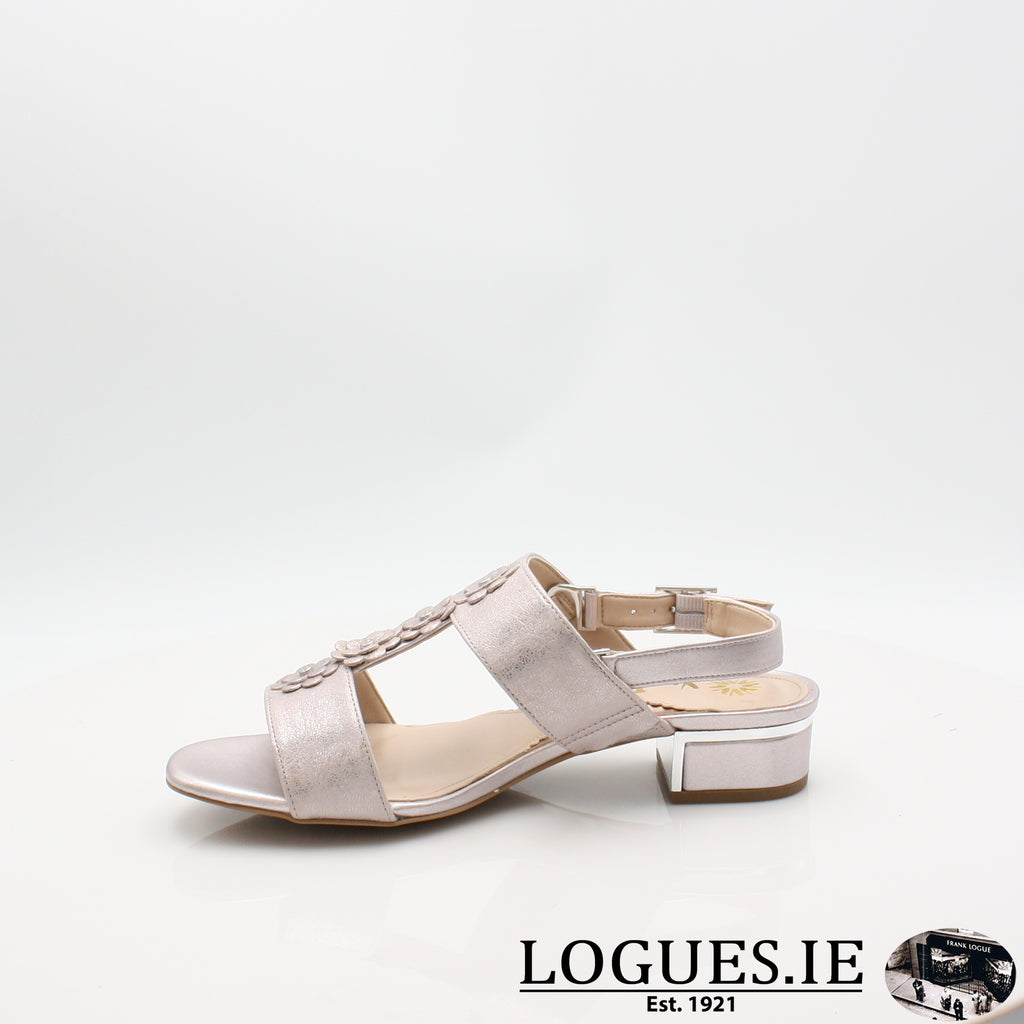 VAN IoneLadiesLogues ShoesBamboo Metallic / 070 / E