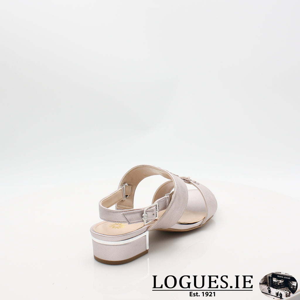 VAN IoneLadiesLogues ShoesBamboo Metallic / 045 / E