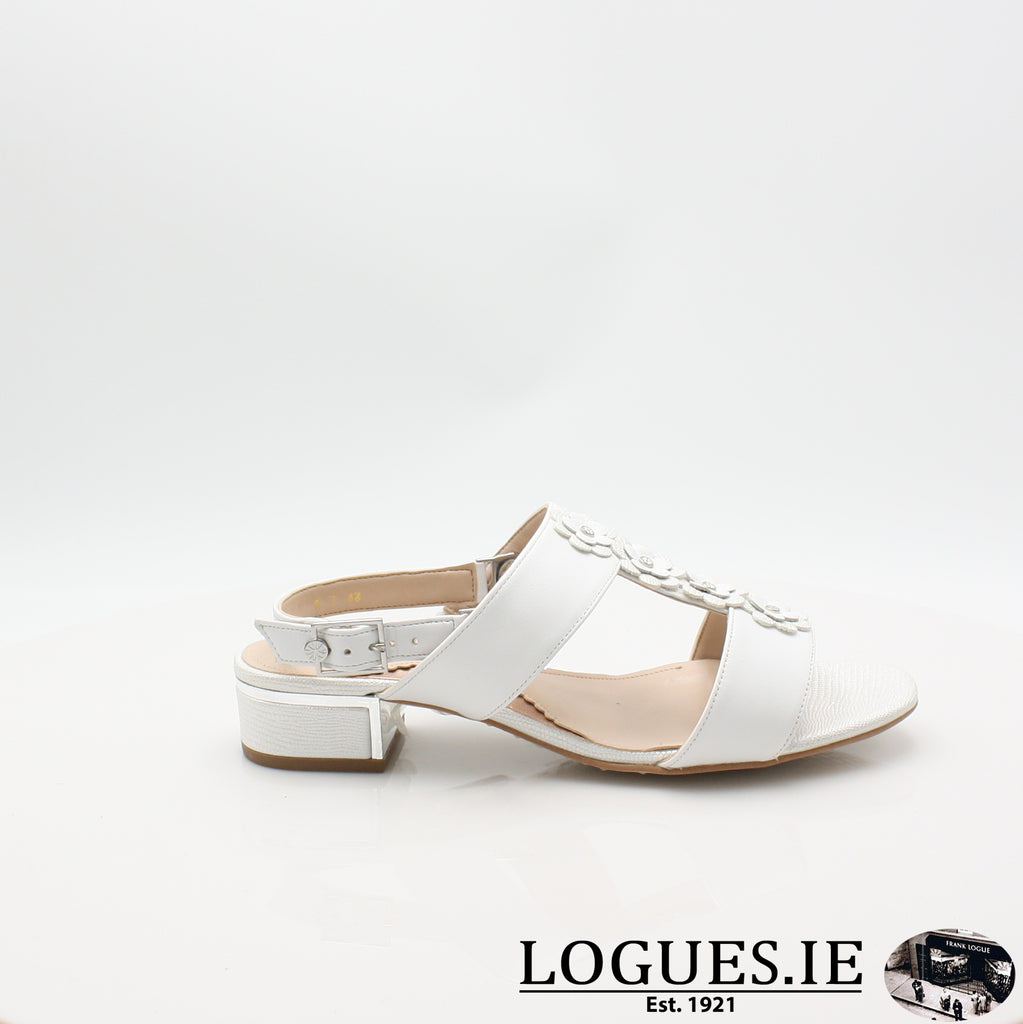 VAN IoneLadiesLogues ShoesBright White / / 065 / E