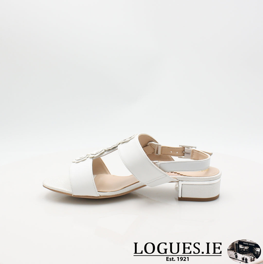 VAN IoneLadiesLogues ShoesBright White / / 070 / E
