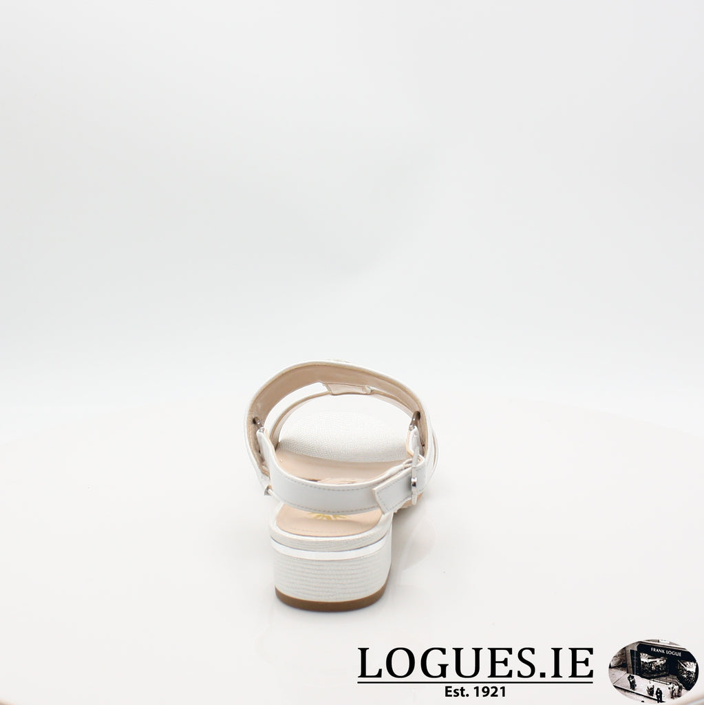 VAN IoneLadiesLogues ShoesBright White / / 060 / E