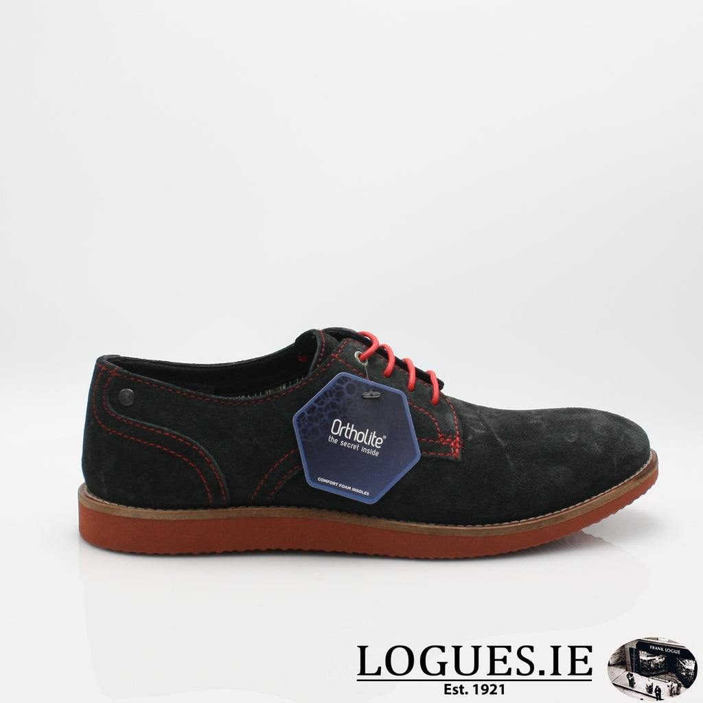 IRIS BASE LONDON S19-Mens-base london ltd-NAVY-6 UK -39 EU-7 US-Logues Shoes