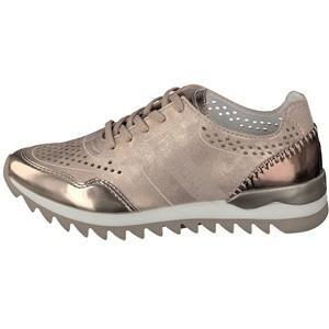 BUGATTI J8209 S/S 17-Ladies-BUGATTI SHOES( BENCH GRADE )-355 Rosegold-36 = 3 UK-Logues Shoes