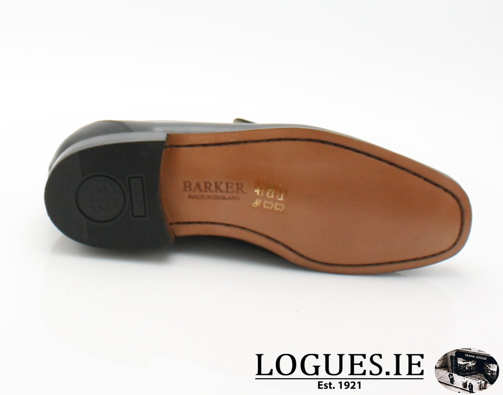 JAVRON BARKER-SALE-BARKER SHOES-17 G BLACK-7-Logues Shoes