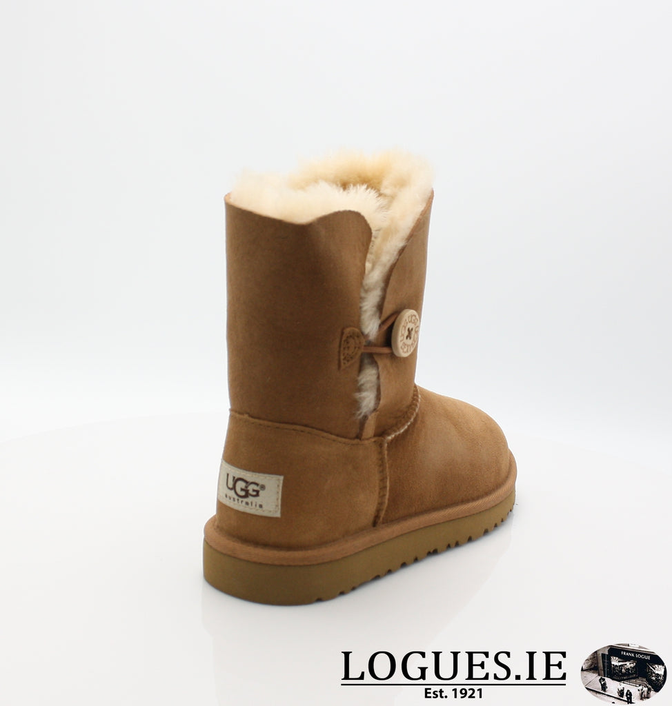 UGGS KIDS BAILEY BUTTON 5991-SALE-UGGS FOOTWEAR-CHESNUT-6 US 5 UK-Logues Shoes