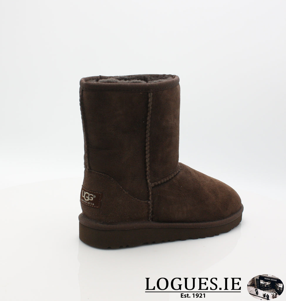 UGGS KIDS CLASSIC 5251-SALE-UGGS FOOTWEAR-CHOLOCATE-6 US 5 UK-Logues Shoes
