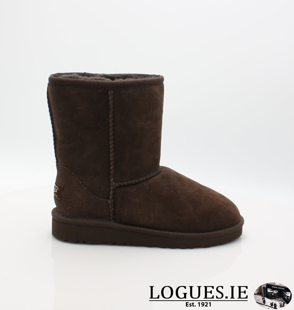UGGS KIDS CLASSIC 5251-SALE-UGGS FOOTWEAR-CHOLOCATE-1 US 13UK-Logues Shoes