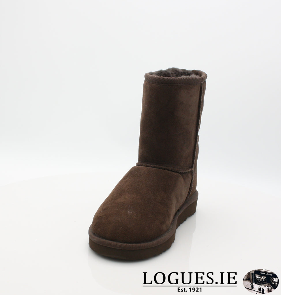 UGGS KIDS CLASSIC 5251-SALE-UGGS FOOTWEAR-CHOLOCATE-3 US 2UK-Logues Shoes