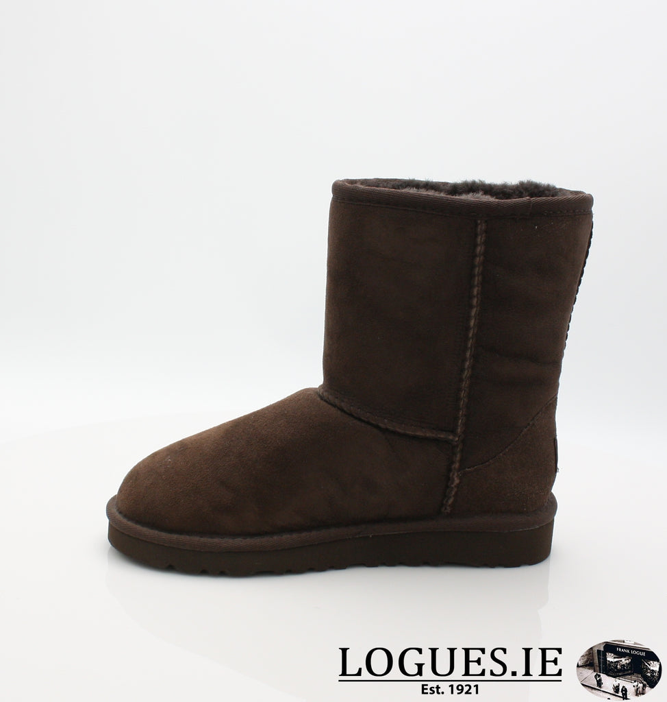 UGGS KIDS CLASSIC 5251-SALE-UGGS FOOTWEAR-CHOLOCATE-4 US 3UK-Logues Shoes