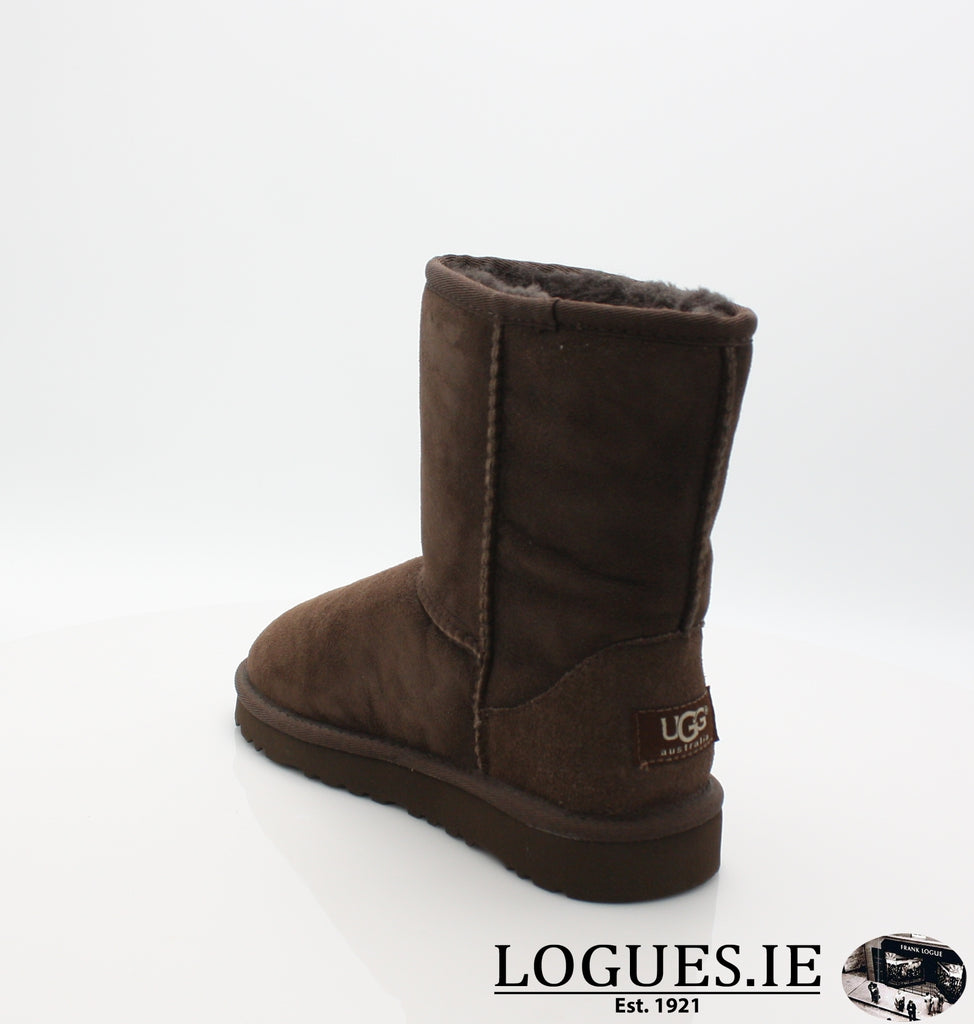 UGGS KIDS CLASSIC 5251-SALE-UGGS FOOTWEAR-CHOLOCATE-5 US 4UK-Logues Shoes