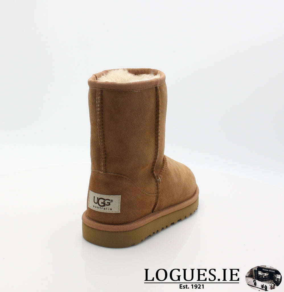 UGGS KIDS CLASSIC 5251-SALE-UGGS FOOTWEAR-CHESNUT-6 US 5 UK-Logues Shoes