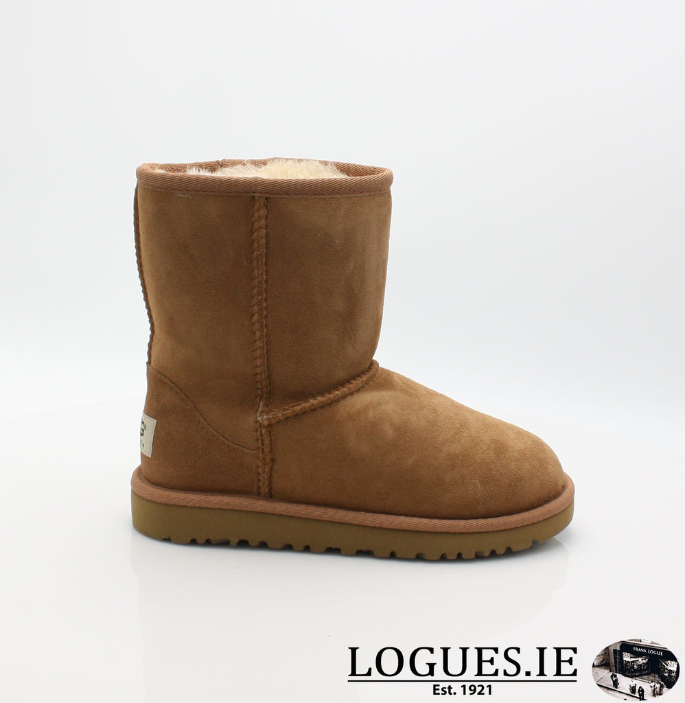 UGGS KIDS CLASSIC 5251-SALE-UGGS FOOTWEAR-CHESNUT-1 US 13UK-Logues Shoes