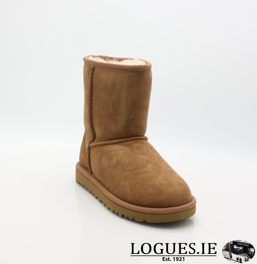 UGGS KIDS CLASSIC 5251-SALE-UGGS FOOTWEAR-CHESNUT-2 US 1 UK-Logues Shoes