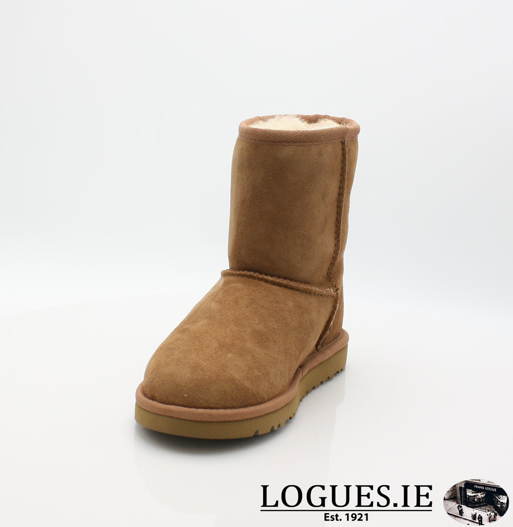 UGGS KIDS CLASSIC 5251-SALE-UGGS FOOTWEAR-CHESNUT-3 US 2UK-Logues Shoes