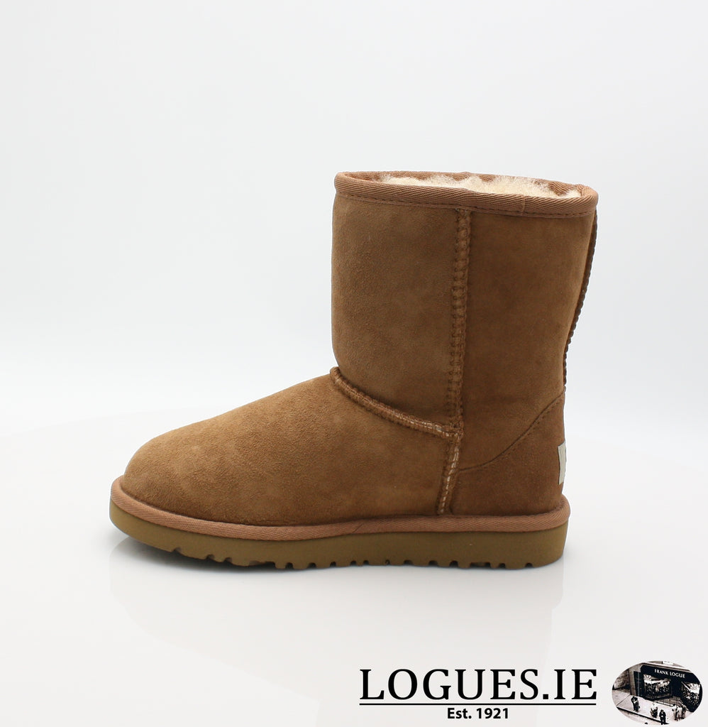 UGGS KIDS CLASSIC 5251-SALE-UGGS FOOTWEAR-CHESNUT-4 US 3UK-Logues Shoes
