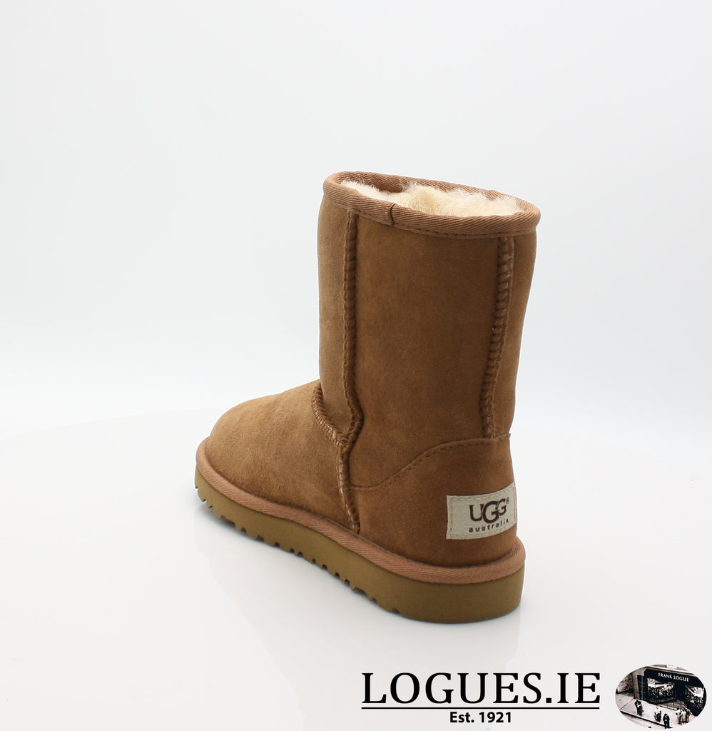 UGGS KIDS CLASSIC 5251-SALE-UGGS FOOTWEAR-CHESNUT-5 US 4UK-Logues Shoes