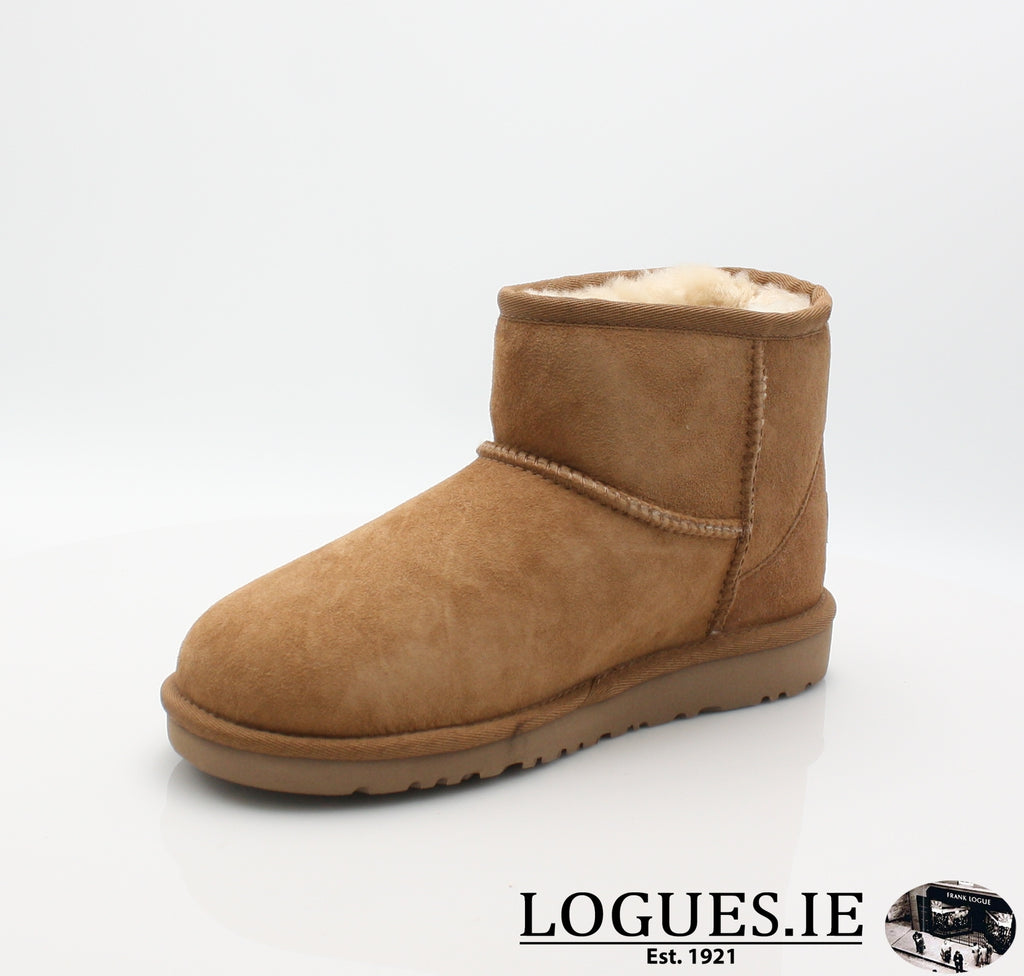 UGGS KIDSCLASSIC MINI 1003637K, Kids, UGGS FOOTWEAR, Logues Shoes - Logues Shoes.ie Since 1921, Galway City, Ireland.