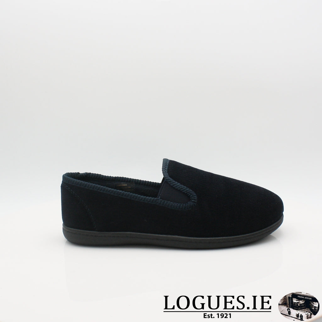 King Twin CLARKS SLIPPER, Mens, Clarks, Logues Shoes - Logues Shoes.ie Since 1921, Galway City, Ireland.