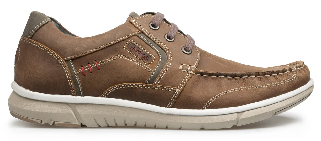 KITE A/W18-Mens-POD SHOES-BROWN-47 = 12 UK-Logues Shoes