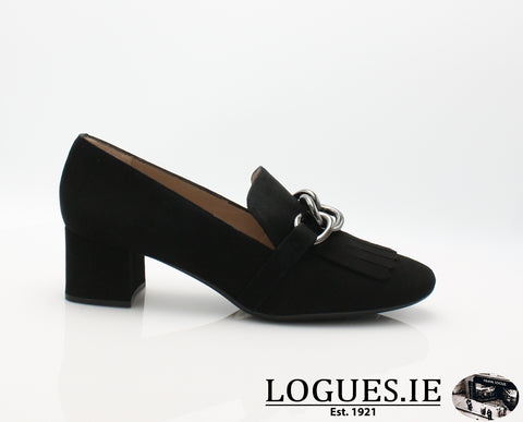 KIROLE UNSIA AW18LadiesLogues ShoesBLACK / 36 = 3 UK