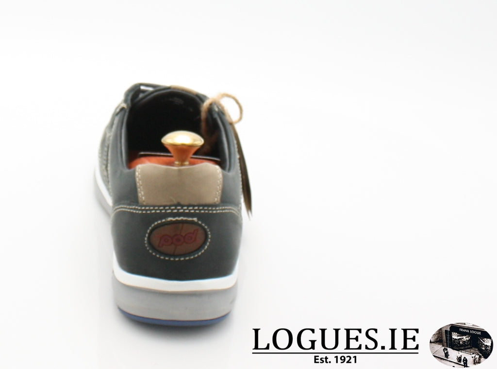KITE A/W18-Mens-POD SHOES-NAVY-40 = 6.5 UK-Logues Shoes