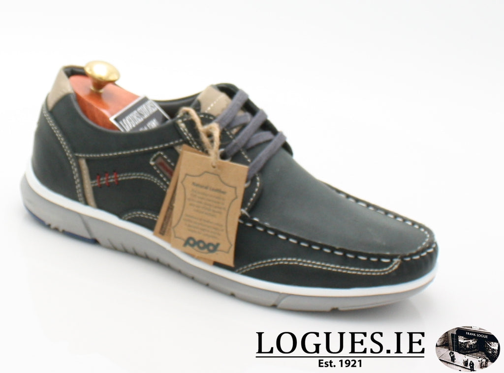 KITE A/W18MensLogues ShoesNAVY / 45 = 10/10.5 UK
