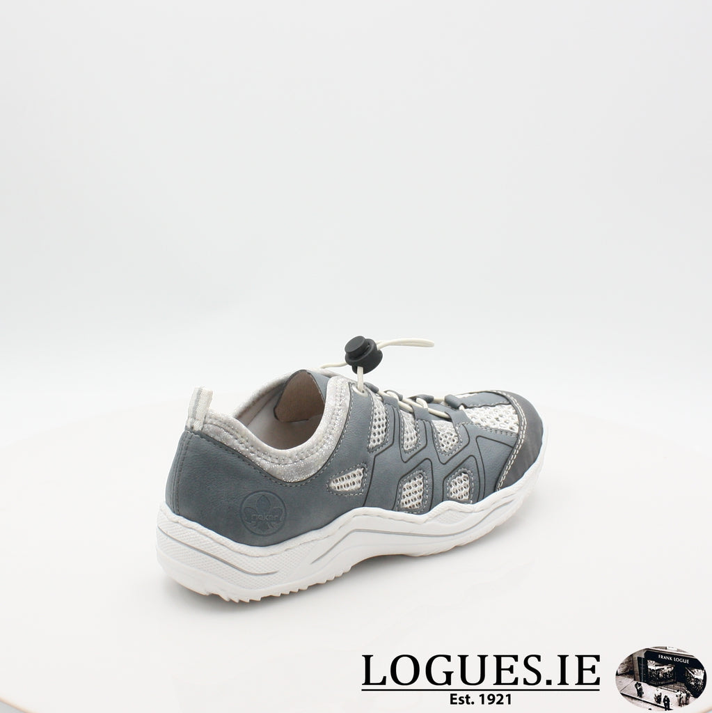 L0534 19 RIEKER, Ladies, RIEKIER SHOES, Logues Shoes - Logues Shoes.ie Since 1921, Galway City, Ireland.