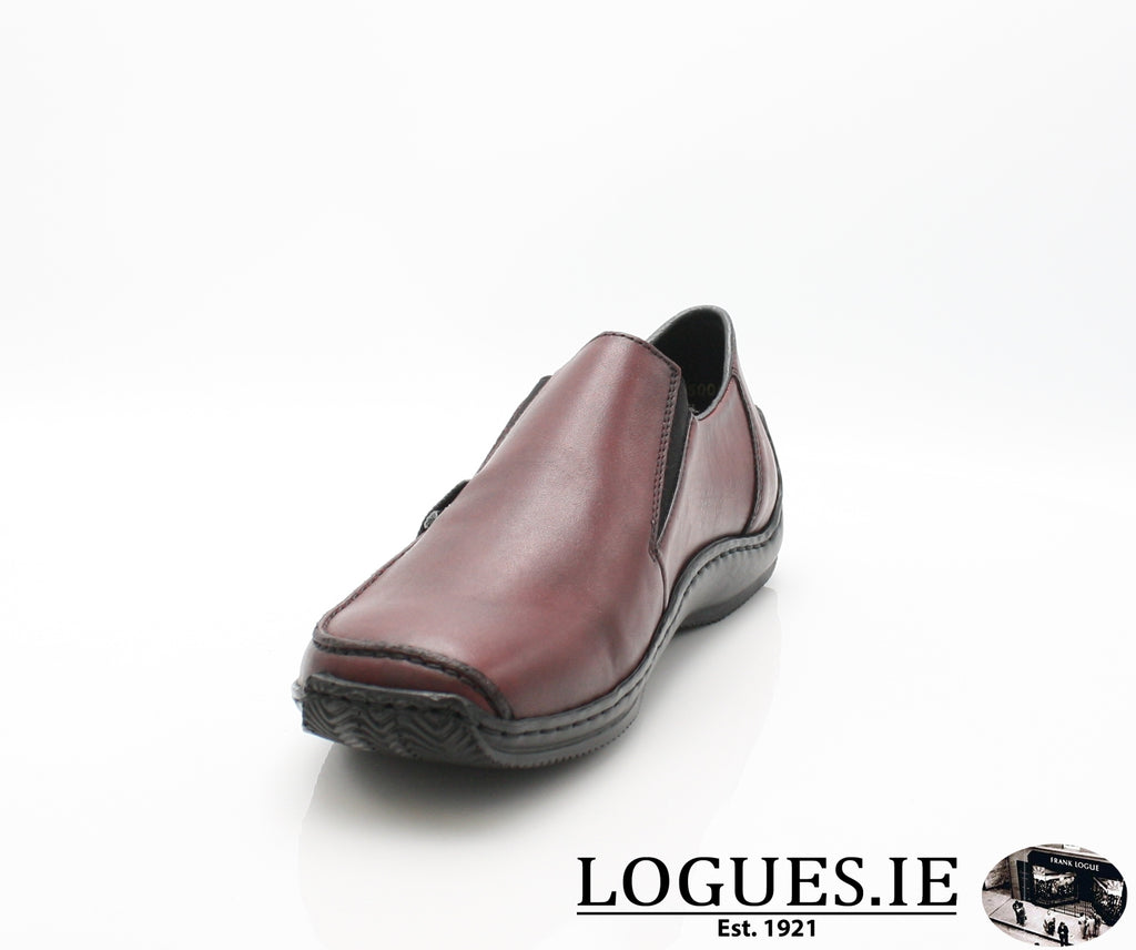 RKR L1783LadiesLogues Shoeswine/black 36 / 39