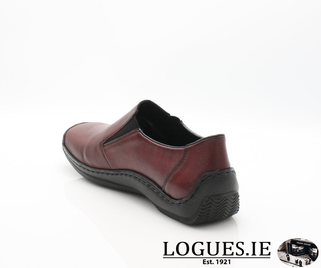 RKR L1783-Ladies-RIEKIER SHOES-wine/black 36-42-Logues Shoes