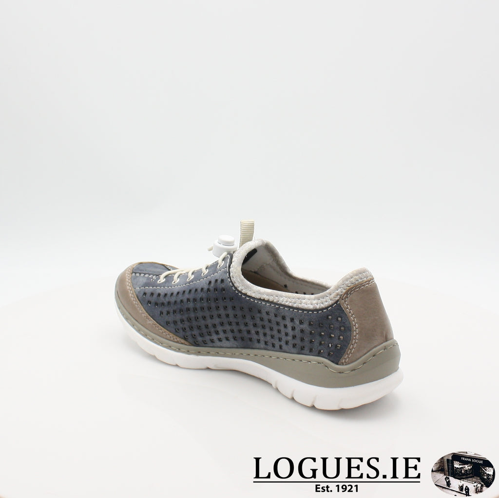 L3296 Rieker 20, Ladies, RIEKIER SHOES, Logues Shoes - Logues Shoes.ie Since 1921, Galway City, Ireland.