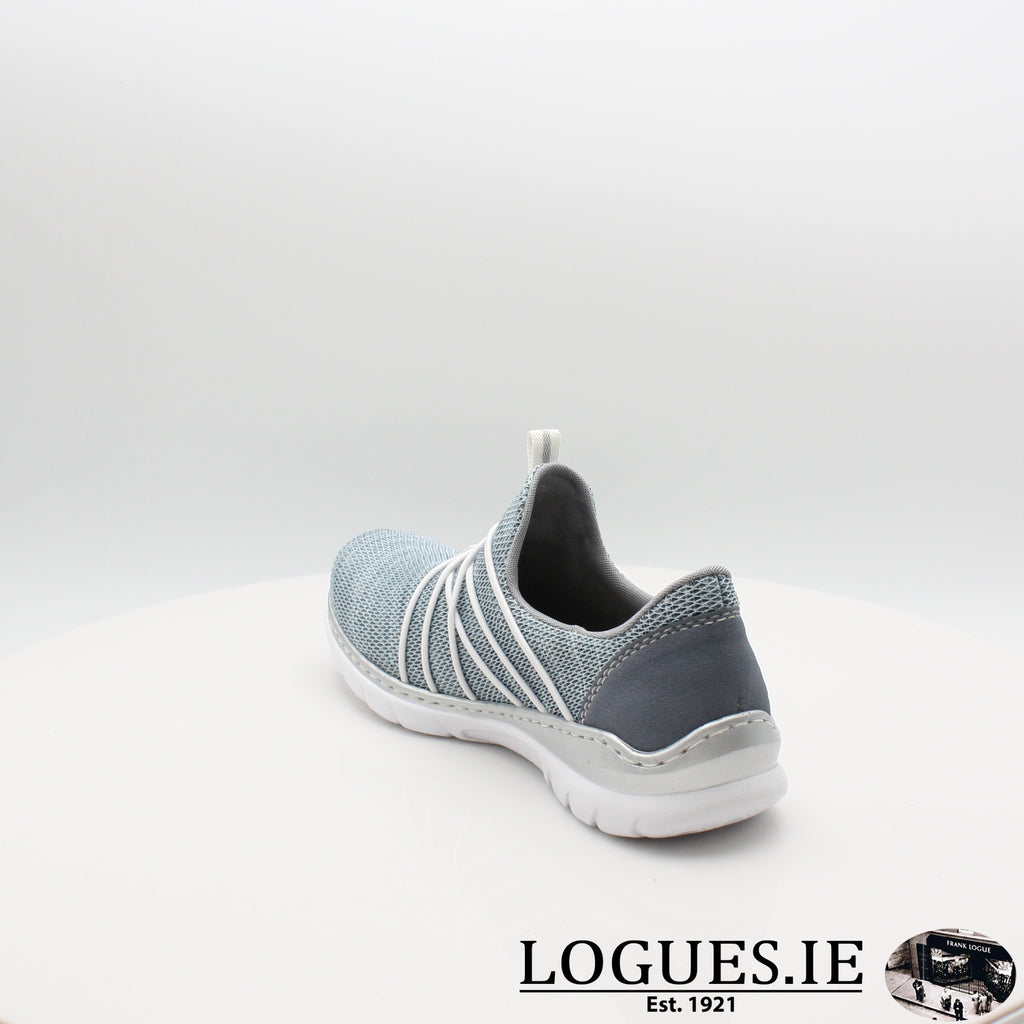 L32K1 Rieker 20, Ladies, RIEKIER SHOES, Logues Shoes - Logues Shoes.ie Since 1921, Galway City, Ireland.