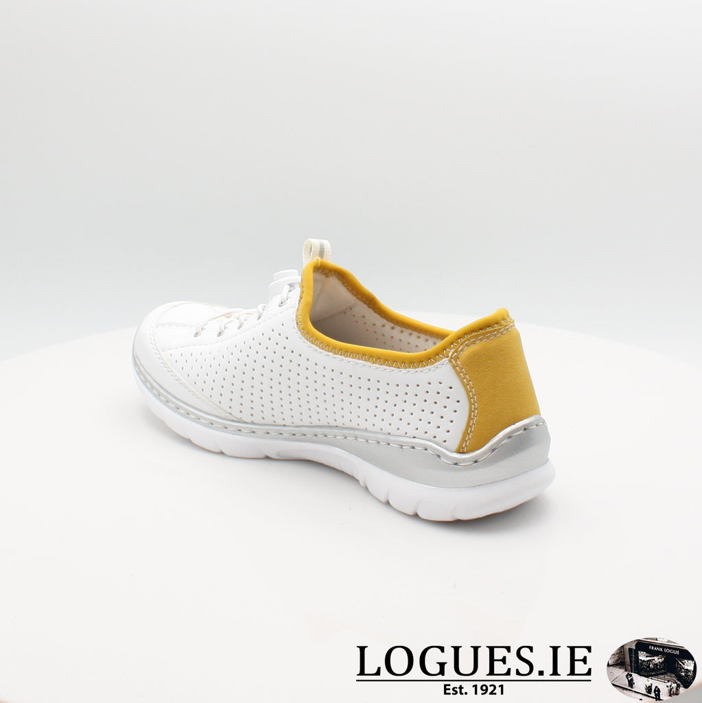 L32R0 Rieker 20, Ladies, RIEKIER SHOES, Logues Shoes - Logues Shoes.ie Since 1921, Galway City, Ireland.