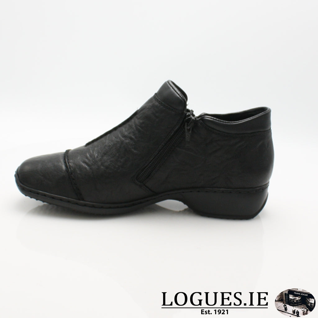 RKR L3888-Ladies-RIEKIER SHOES-schwa/schw 00-36-Logues Shoes