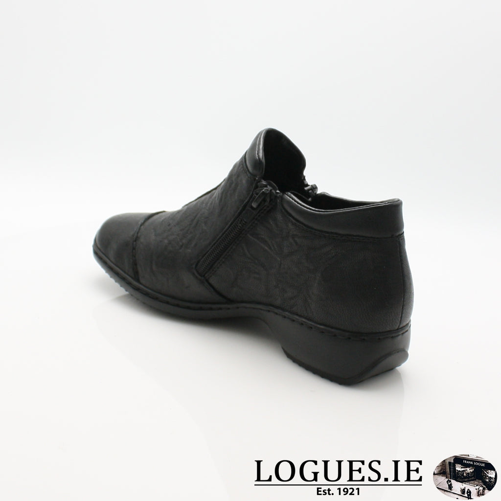 L3888 RIEKER 19, Ladies, RIEKIER SHOES, Logues Shoes - Logues Shoes.ie Since 1921, Galway City, Ireland.