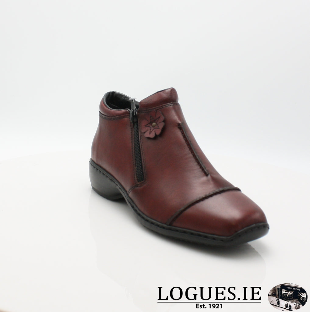 RKR L3888LadiesLogues Shoesmedoc/wine 35 / 37
