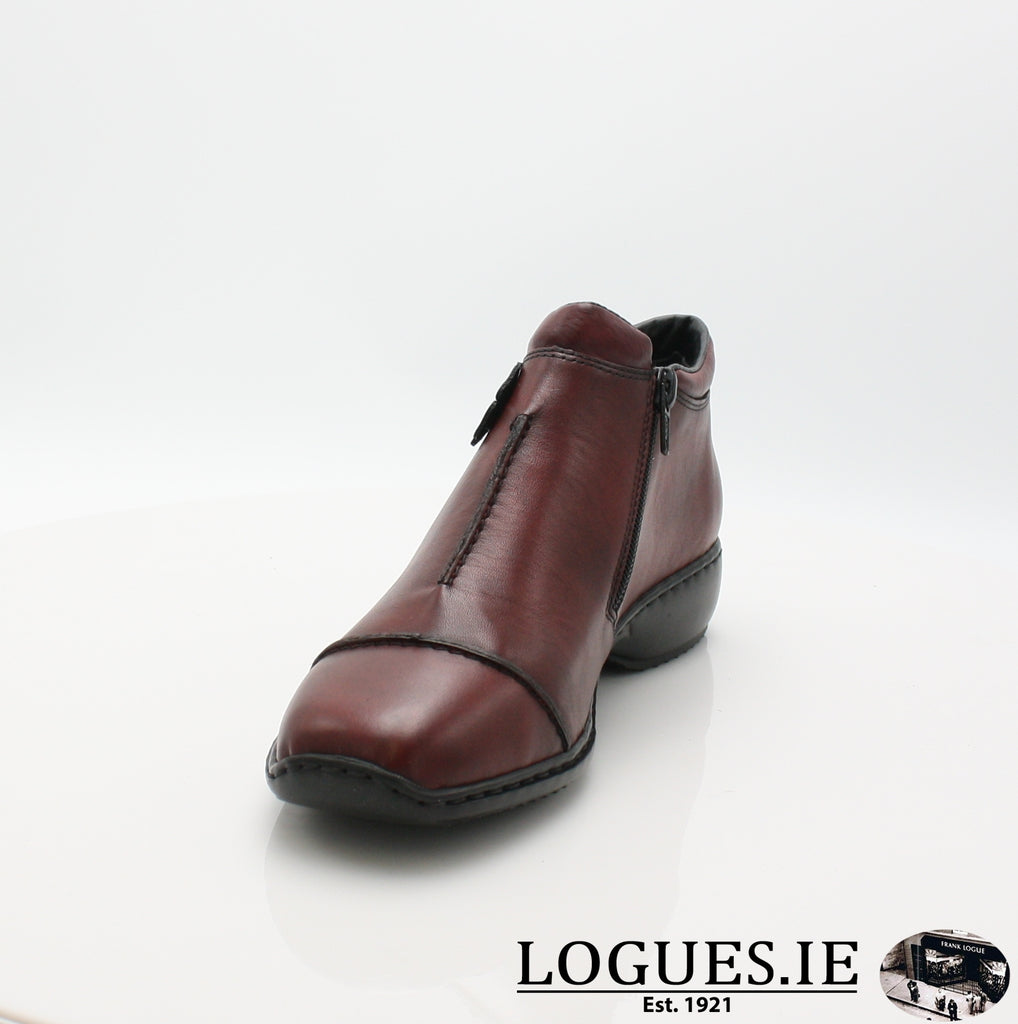 RKR L3888LadiesLogues Shoesmedoc/wine 35 / 38