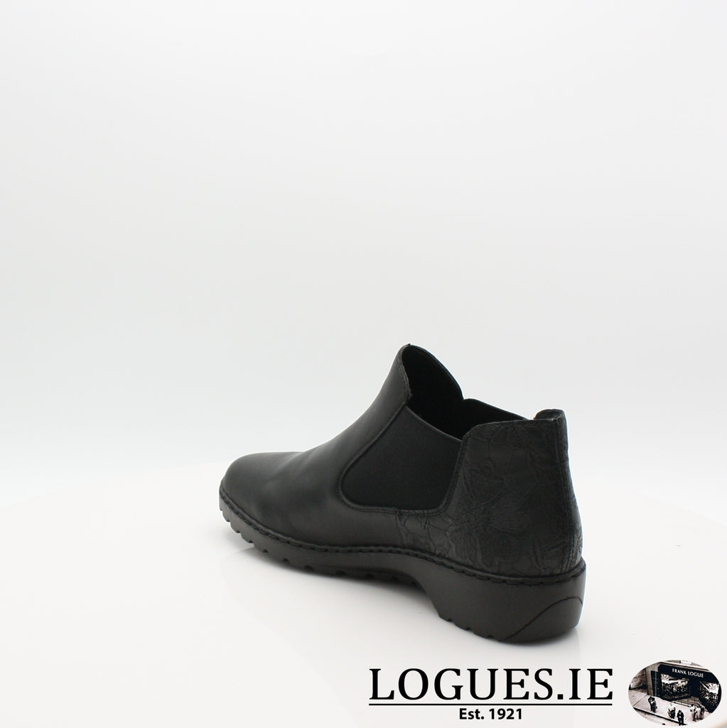 L6090 RIEKER 19, Ladies, RIEKIER SHOES, Logues Shoes - Logues Shoes.ie Since 1921, Galway City, Ireland.