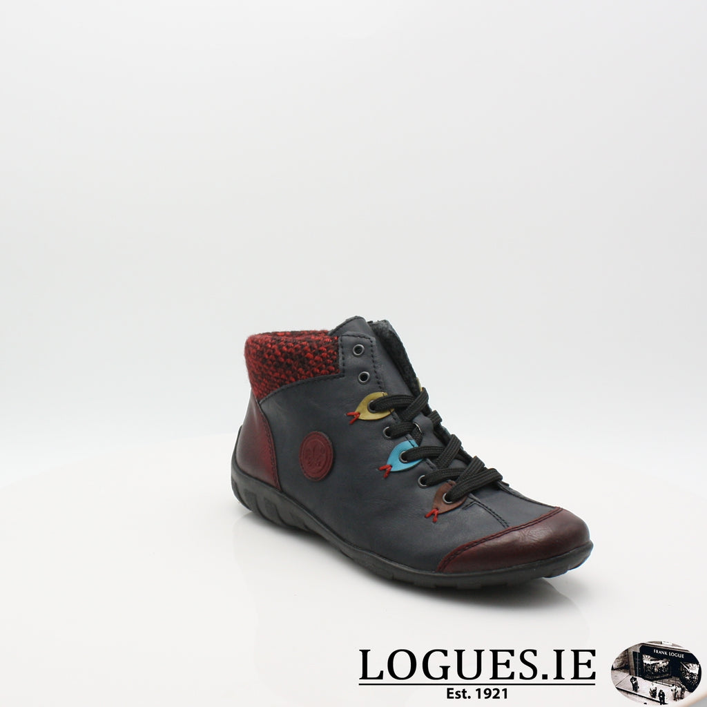 L6513 RIEKER 19, Ladies, RIEKIER SHOES, Logues Shoes - Logues Shoes.ie Since 1921, Galway City, Ireland.
