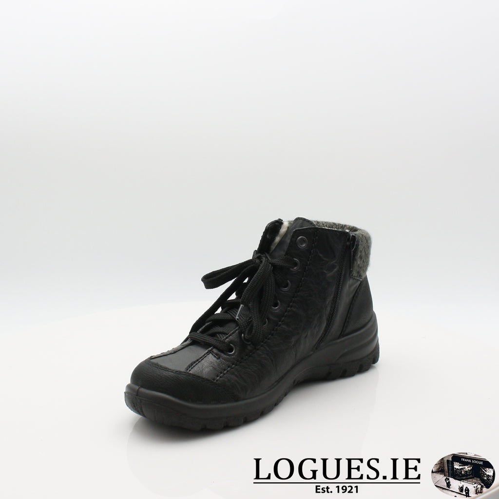 L7110 RIEKER 19, Ladies, RIEKIER SHOES, Logues Shoes - Logues Shoes.ie Since 1921, Galway City, Ireland.