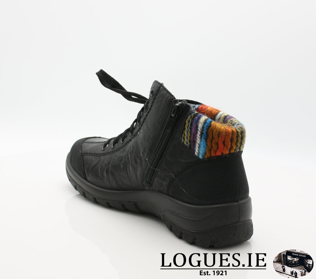 RKR L7130LadiesLogues Shoes