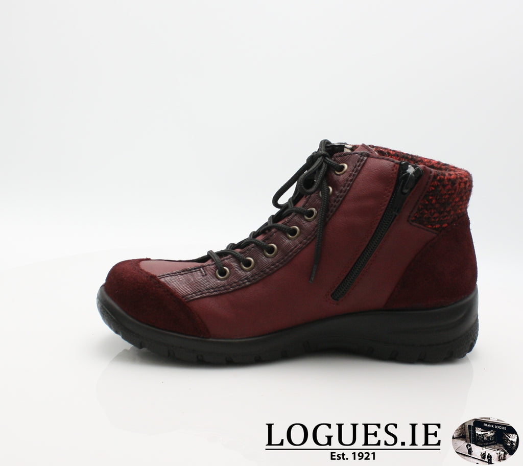 L7143 RIEKER 19, Ladies, RIEKIER SHOES, Logues Shoes - Logues Shoes.ie Since 1921, Galway City, Ireland.